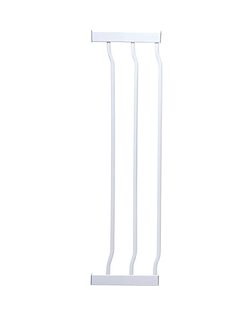 LIBERTY XTRA-TALL 18CM GATE EXTENSION - WHITE