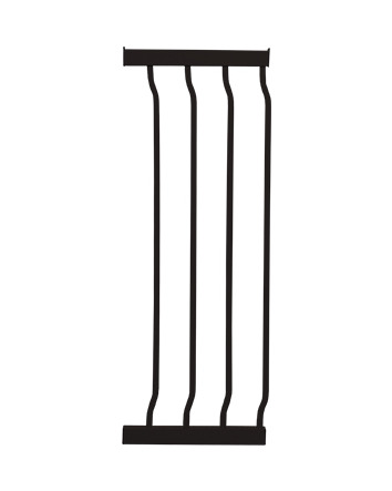 LIBERTY XTRA-TALL 27CM GATE EXTENSION - BLACK