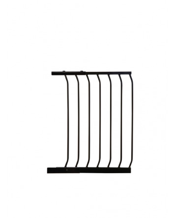 CHELSEA 54CM GATE EXTENSION - BLACK