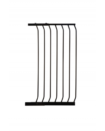 CHELSEA XTRA-TALL 54CM GATE EXTENSION - BLACK