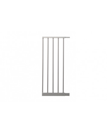 28CM EXTENSION EMPIRE SECURITY GATE SILVER