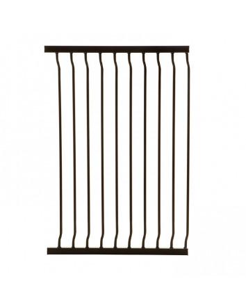 LIBERTY XTRA-TALL 63CM GATE EXTENSION - BLACK