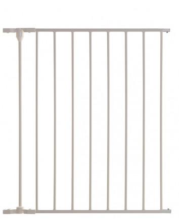 EXTENSION PANEL FOR MAYFAIR CONVERTA® PLAY-PEN GATE & NEWPORT ADAPTA-GATE®  - WHITE