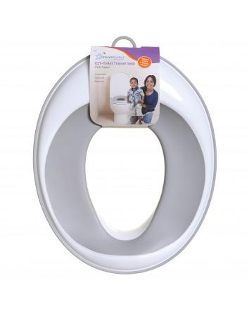 EZY-Toilet Trainer Seat - Grey