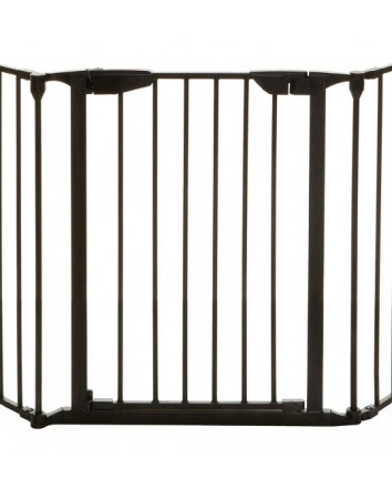GATE PANEL FOR 'BROOKLYN, DENVER, MAYFAIR & NEWPORT - BLACK'