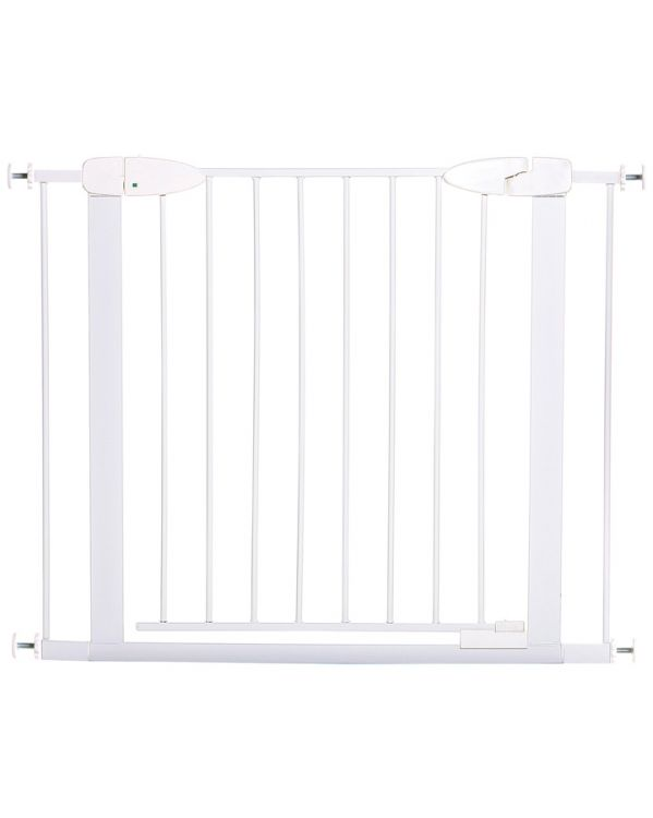 White 7 cm Dreambaby Boston Child Safety Gate Extension