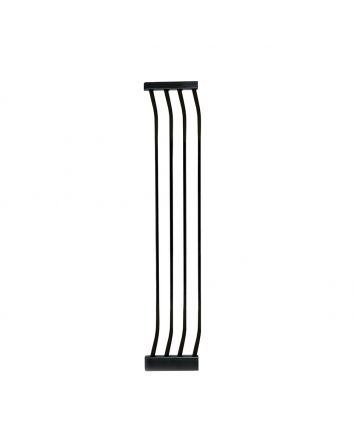 CHELSEA XTRA-TALL 27CM GATE EXTENSION - BLACK
