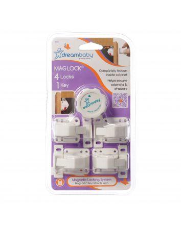 MAG LOCK CLASSIC®- 4 LOCKS 1 KEY