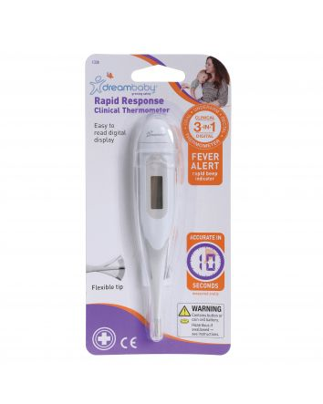 RAPID RESPONSE CLINICAL THERMOMETER