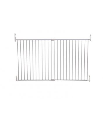 BROADWAY XTRA-WIDE GRO-GATE® - WHITE